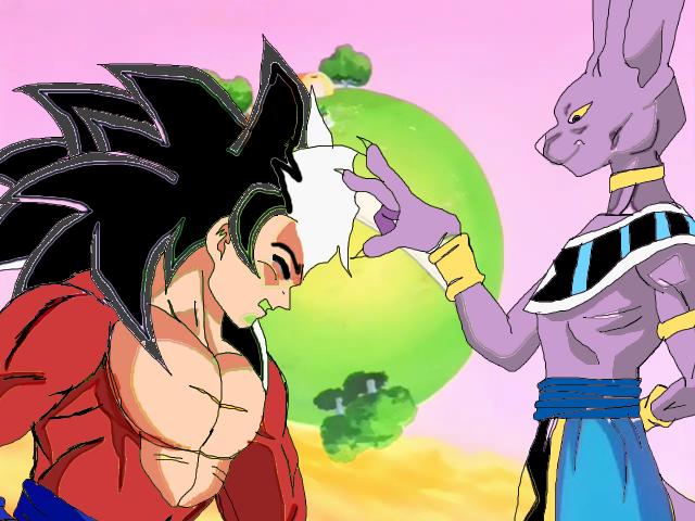 Forum:Ssj4 Goku vs Bills - Dragon Ball Wiki