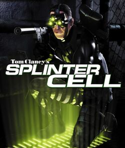 SplinterCellCover