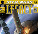 Star Wars: Legacy 20: Indomitable 1
