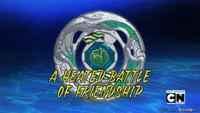 A batalha aquecida DA AMIZADE