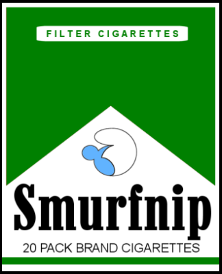 Smurfs Smoking Weed According to papa smurf's