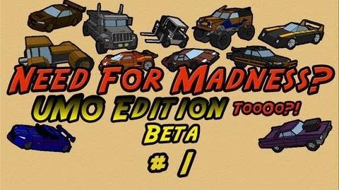 Need for Madness UMO Edition Toooo!