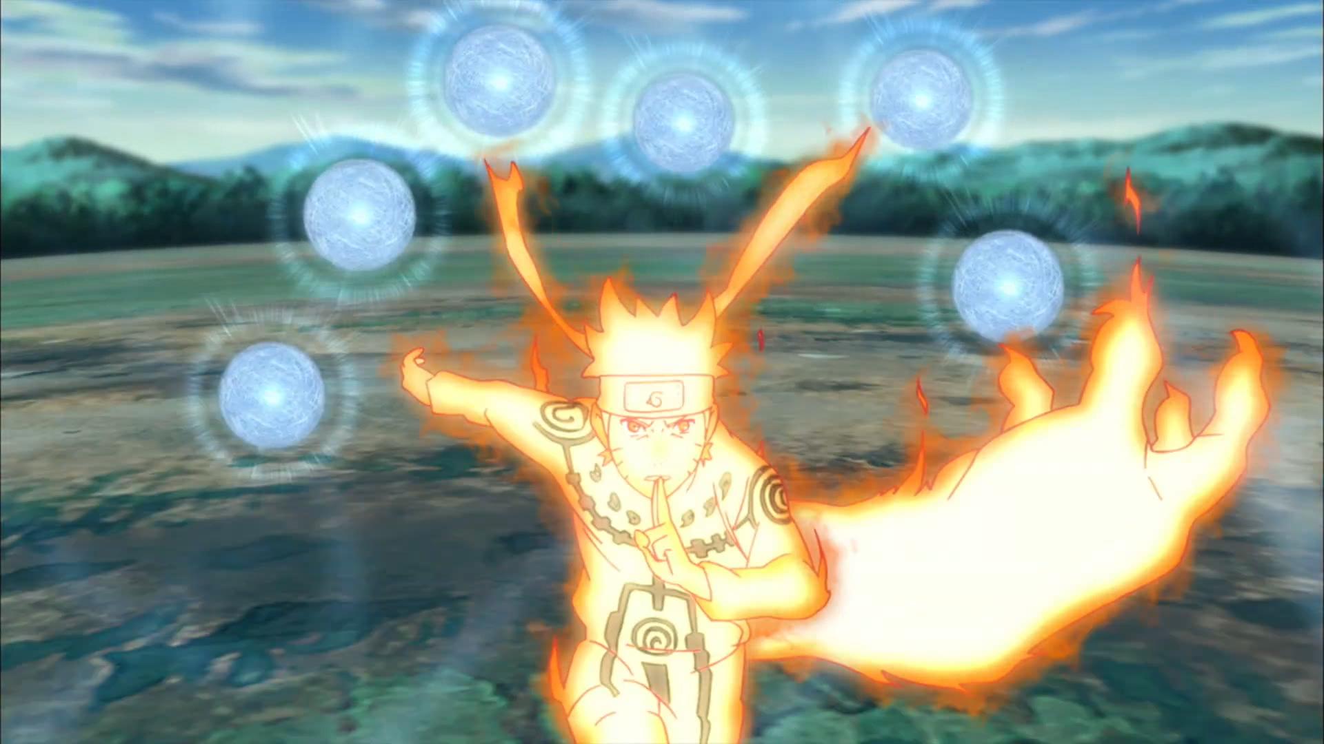 [FP] Uzumaki Naruto Rasenrangan