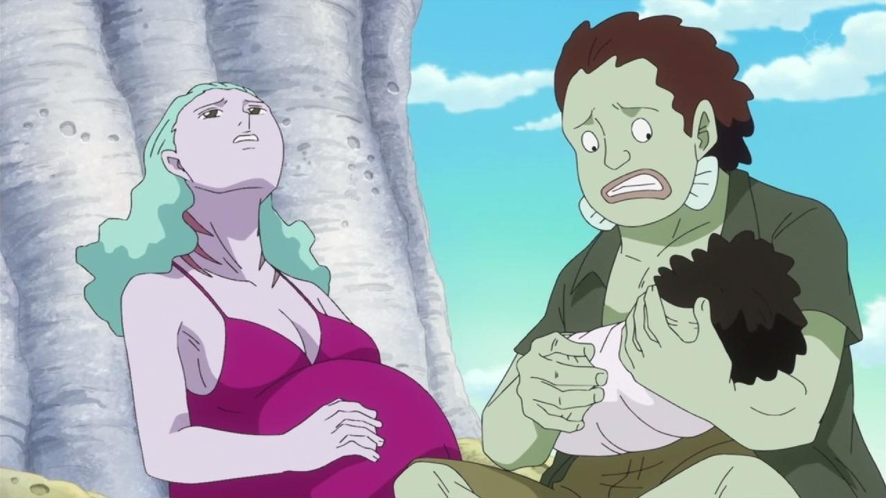 картинки беременных из аниме: