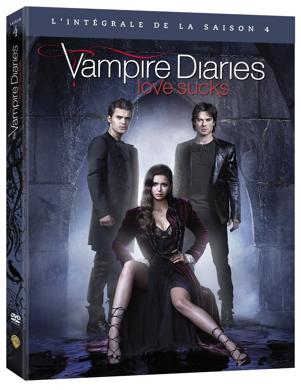saison 4 dvd wiki vampire diaries france. Black Bedroom Furniture Sets. Home Design Ideas