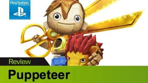 Puppeteer PS3 review - a dark insta-classic fairytale from Sony