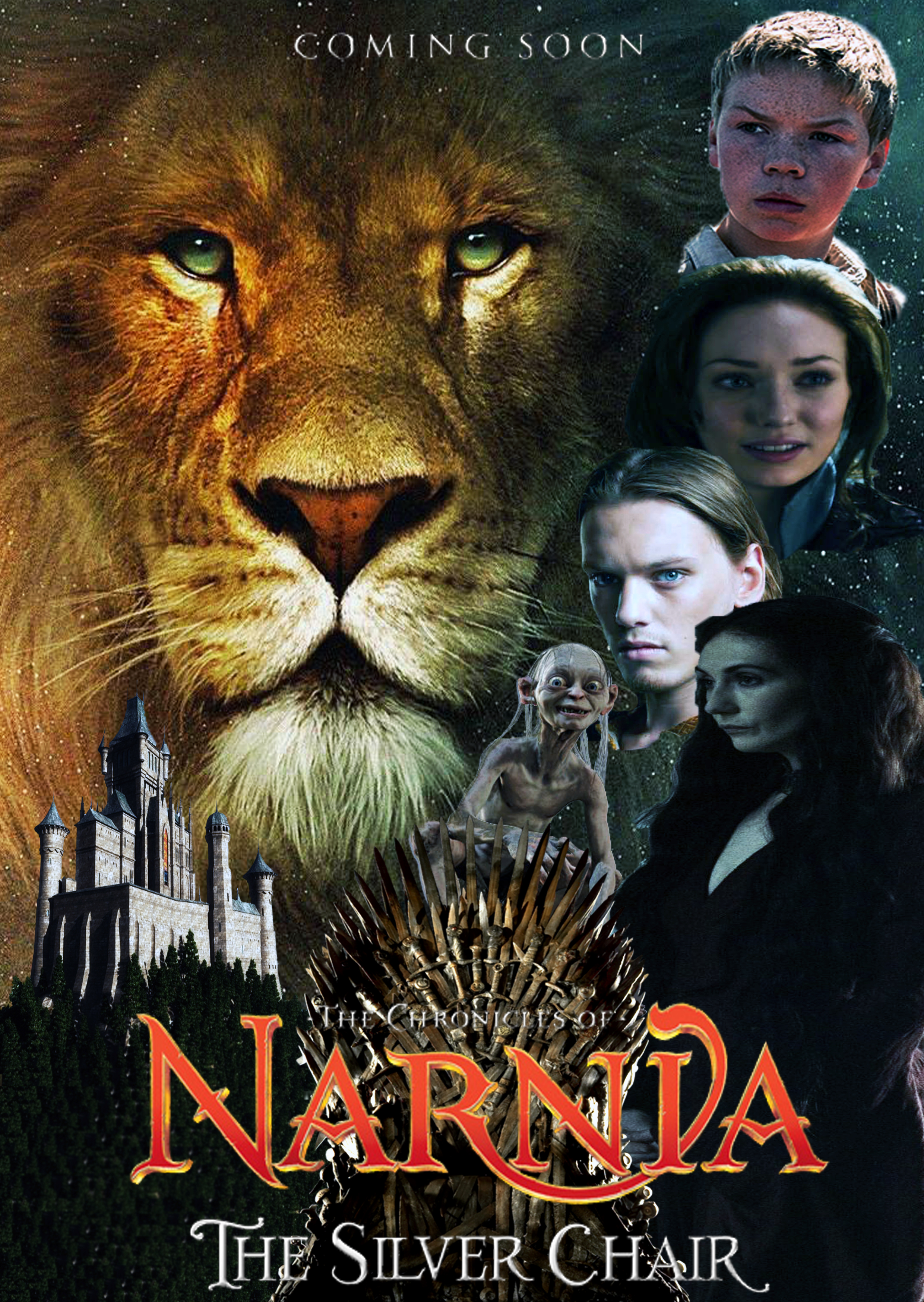 The Chronicles of Narnia: The Silver Chair (2013 film