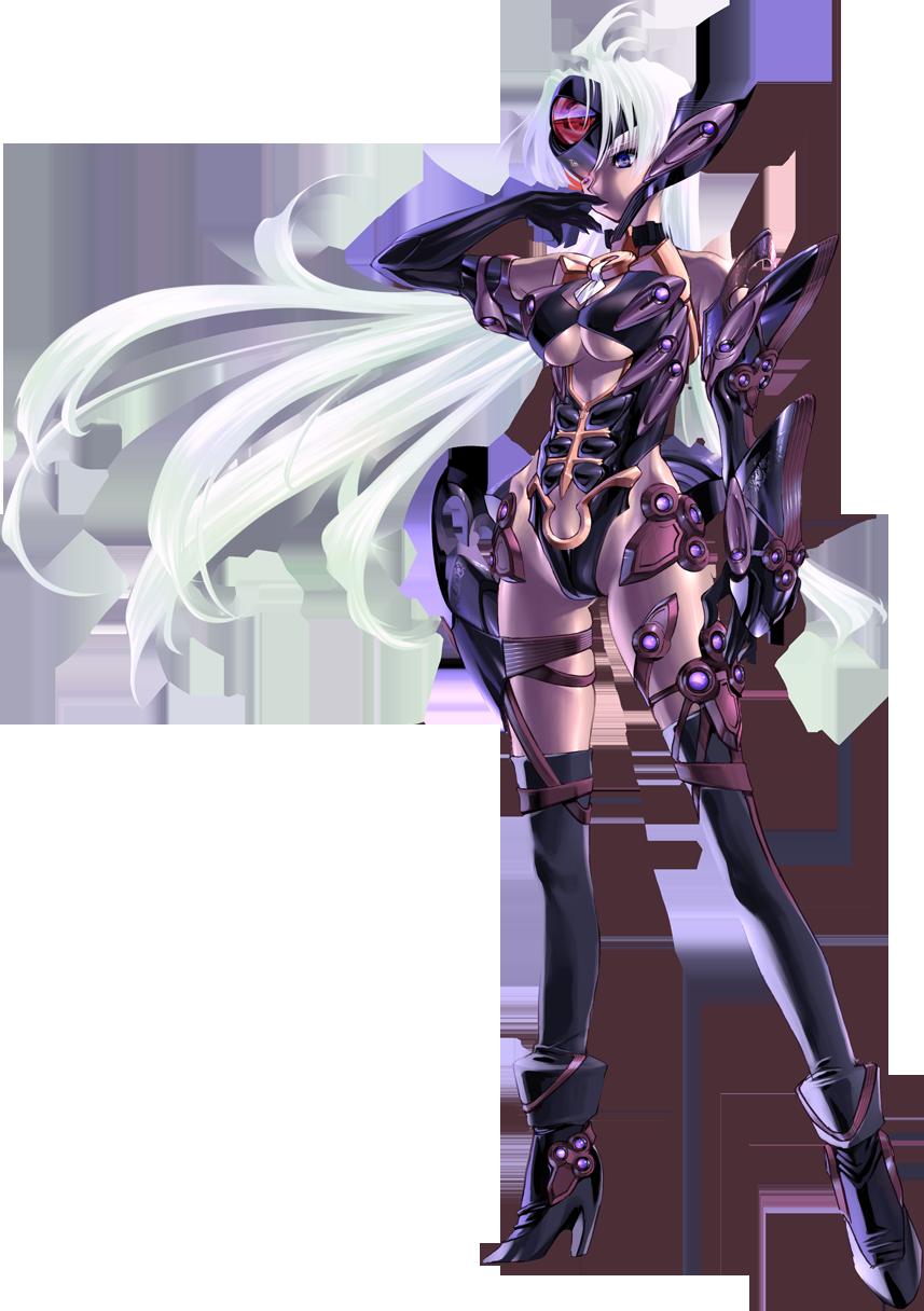Xenosaga Character Design : T elos
