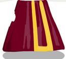 Festive Monk Skirt