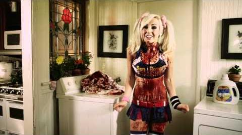 Lollipop Chainsaw Zom-Be-Gone