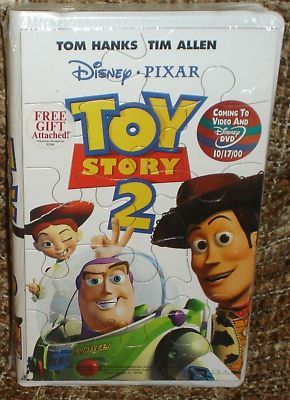 Opening To Toy Story 2 2000 VHS (Fake Version) At Scratchpad The Home Of Unlimited Fan-fiction ...