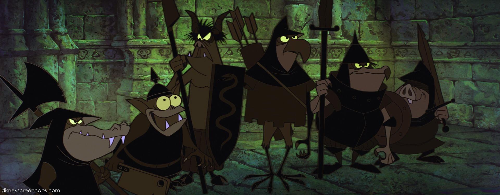 Maleficent S Goons Kingdom Hearts Unlimited Wiki