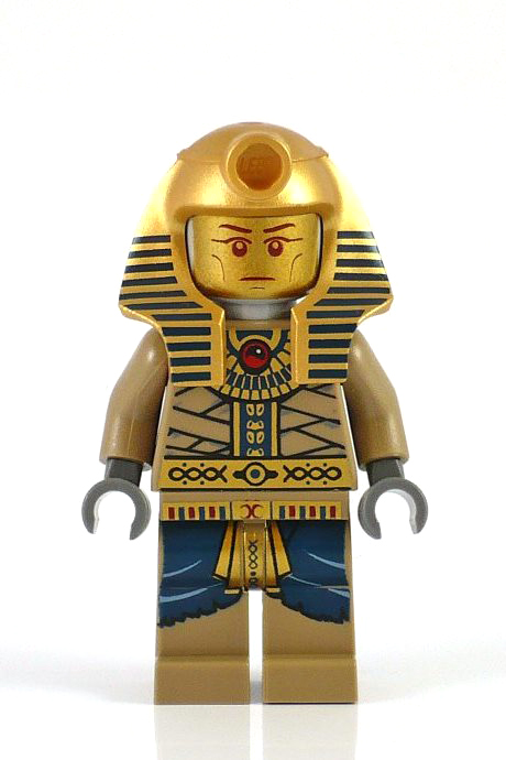 pharaoh amset ra legopedia lego city lego star wars ninjago. Black Bedroom Furniture Sets. Home Design Ideas