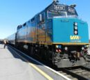 VIA Rail F40PH-3D