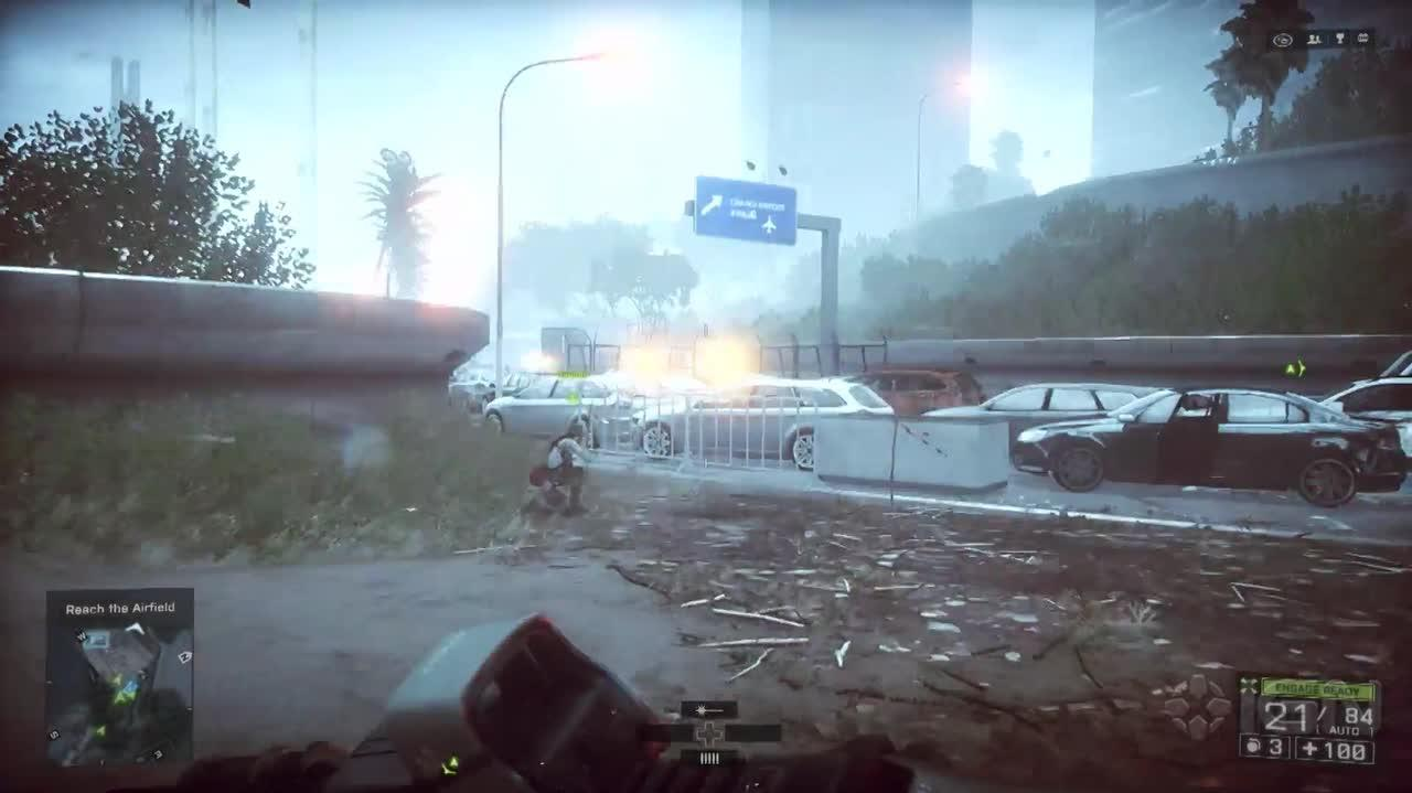 Battlefield 4 Walkthrough Chapter 4 - Singapore (Xbox One)