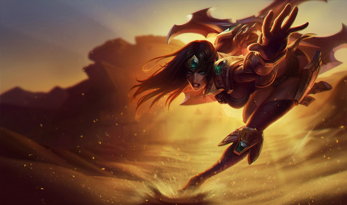 THE BOTTOM LANE'S FIRST CHAMPION PICK OF THE WEEK - SIVIR