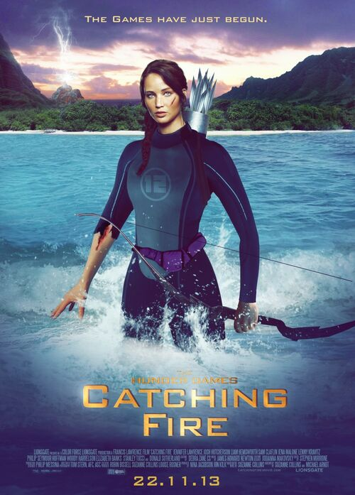 Catching Fire Tributes Posters Catching-fire-poster.jpg