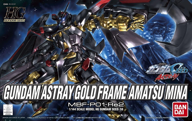 Les Figurines & Statues/Saint Seiya - Page 2 1144-HG-Gundam-Astray-Gold-Frame-Amatsumina