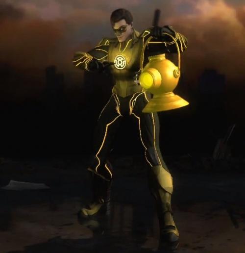 yellow lantern joker - photo #38