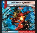 Ballistic Skyterror