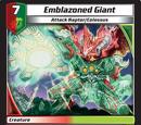 Emblazoned Giant
