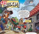 Archie Sonic the Hedgehog Issue 236