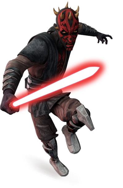 Darth Maul - The Clone...