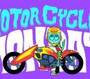 La Motocicleta de Robin
