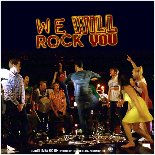 Köln We Will Rock You