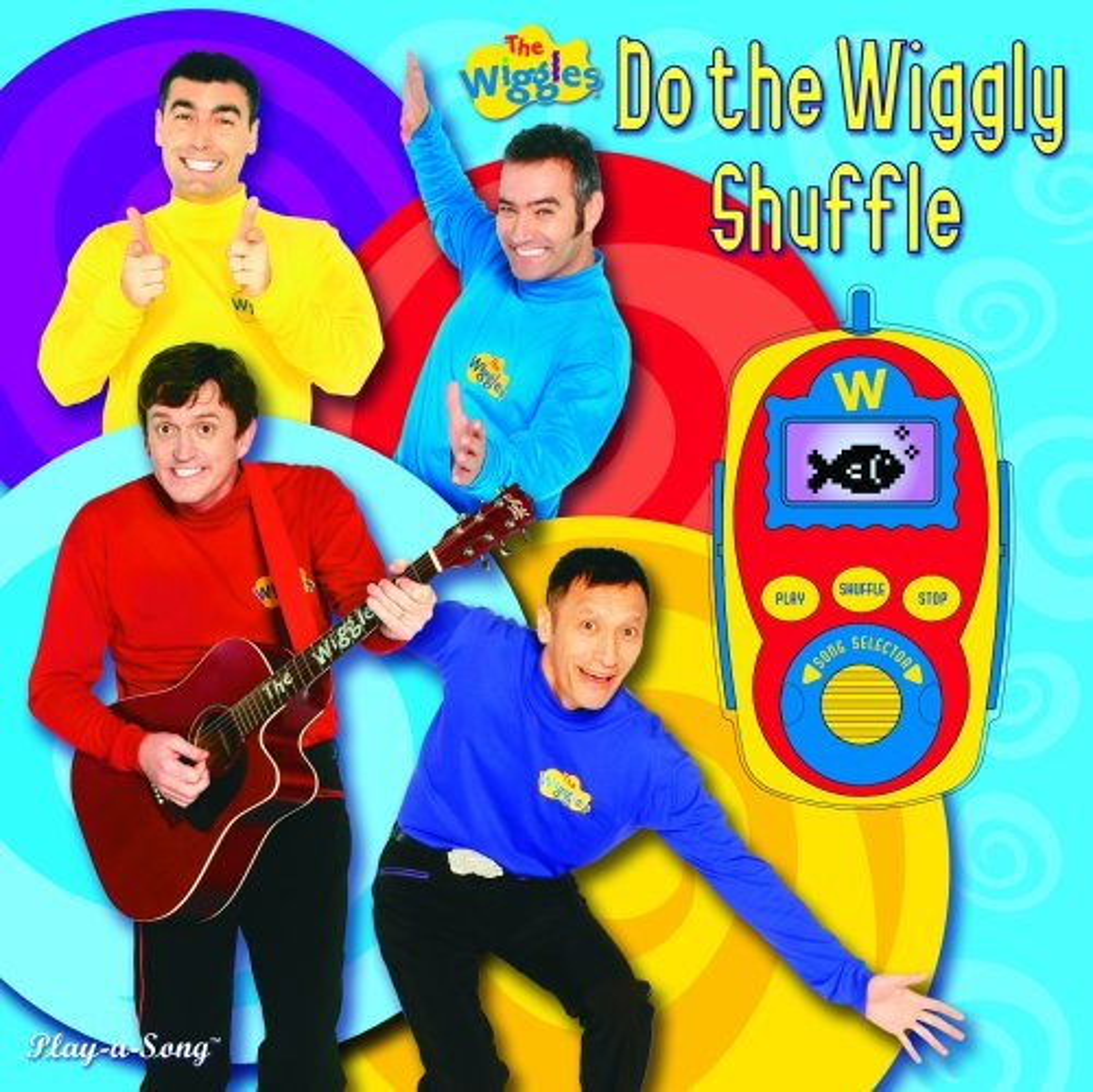 Do The Wiggly Shuffle Wikiwiggles