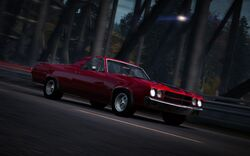 CarRelease Chevrolet El Camino SS Red