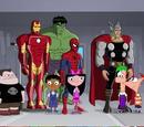 Phineas und Ferb - Mission Marvel