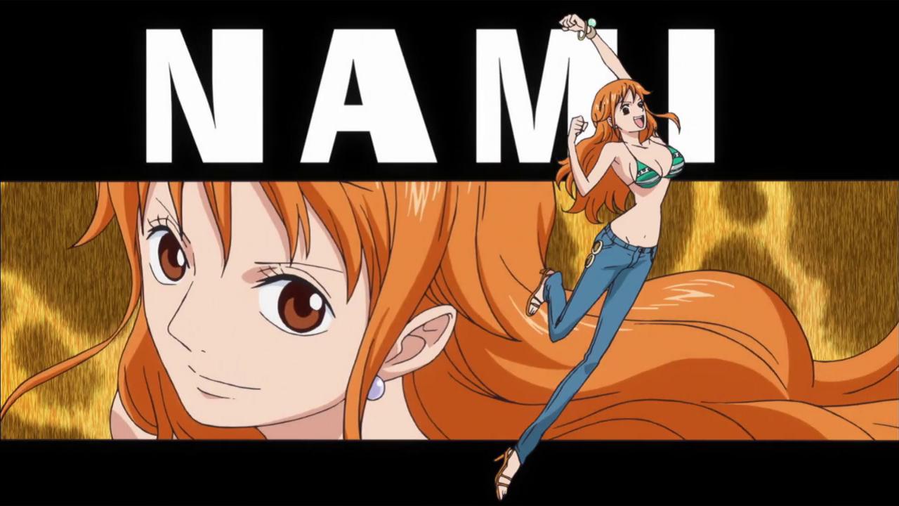 We go the one piece wiki manga anime pirates - Image one piece nami ...