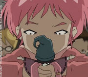 Aelita recognize Mr. Puck