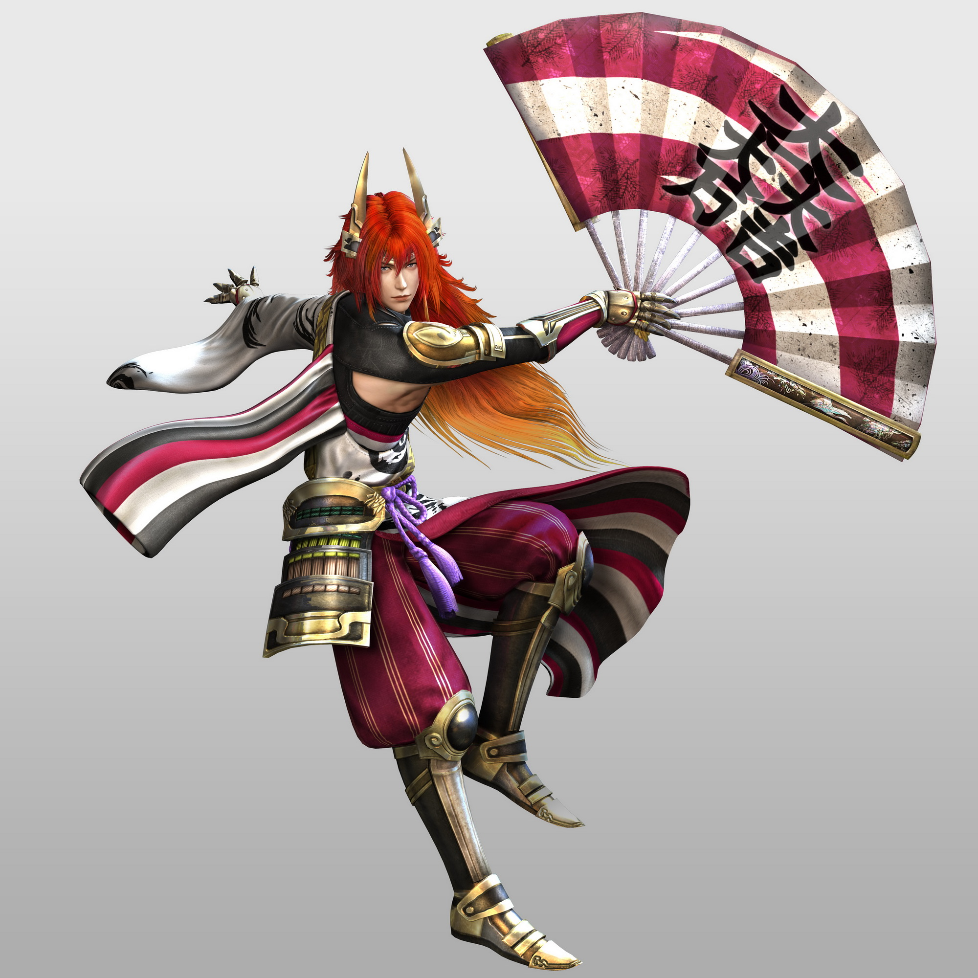 The Protectors of Ransei! *New and improved* Mitsunari-sw4