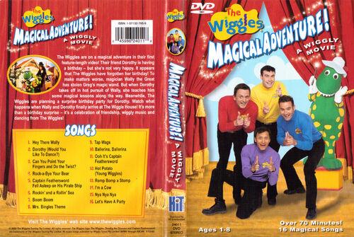 Magical Adventure A Wiggly Movie Wigglepedia Wikia
