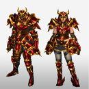 MHFG-Suzaku Ken-o G Armor (Blademaster) Render.jpg