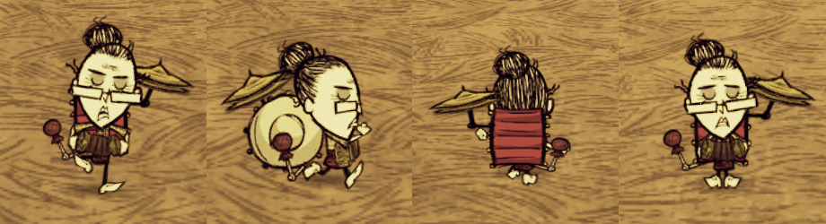 one man band dont starve
