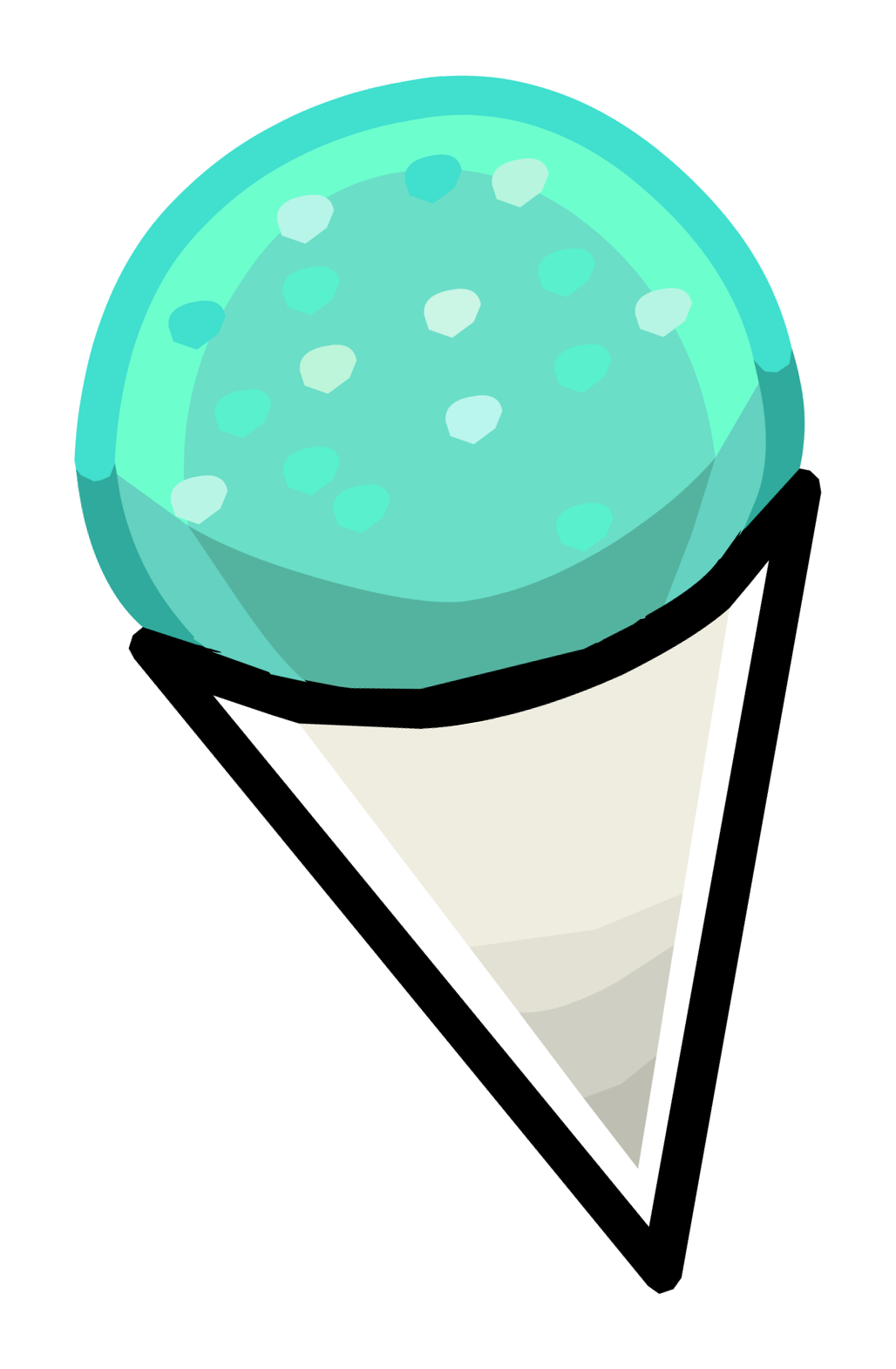 Snow Cone Pin - Club Penguin Wiki - The free, editable encyclopedia ...
