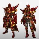 MHFG-Suzaku Jusen G Armor (Gunner) Render.jpg