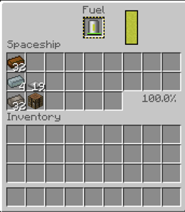 how to make galactic craft fuel