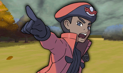 Pokemon x And y Trainer Class Pokémon Ranger Trainer Class