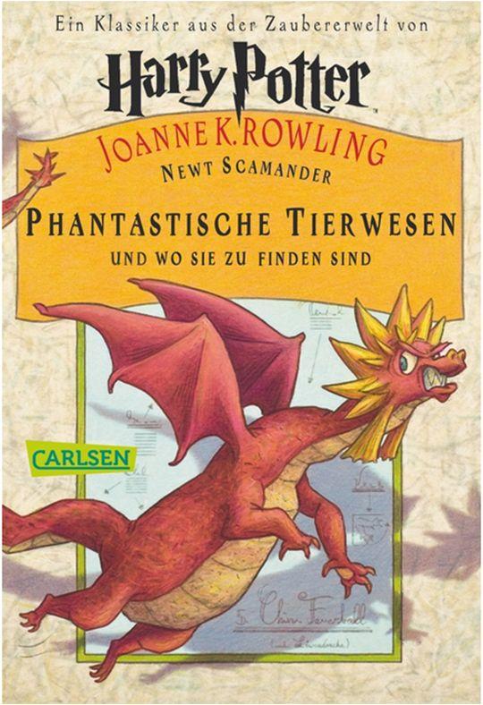 Harry Potter Phantastische Tierwesen