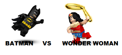 Image - Batman VS Wonder Woman.png - Brickipedia, the LEGO ...