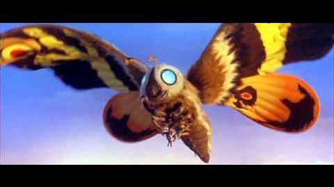 Mothra 2003 Cries