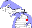 Alcona County, Michigan