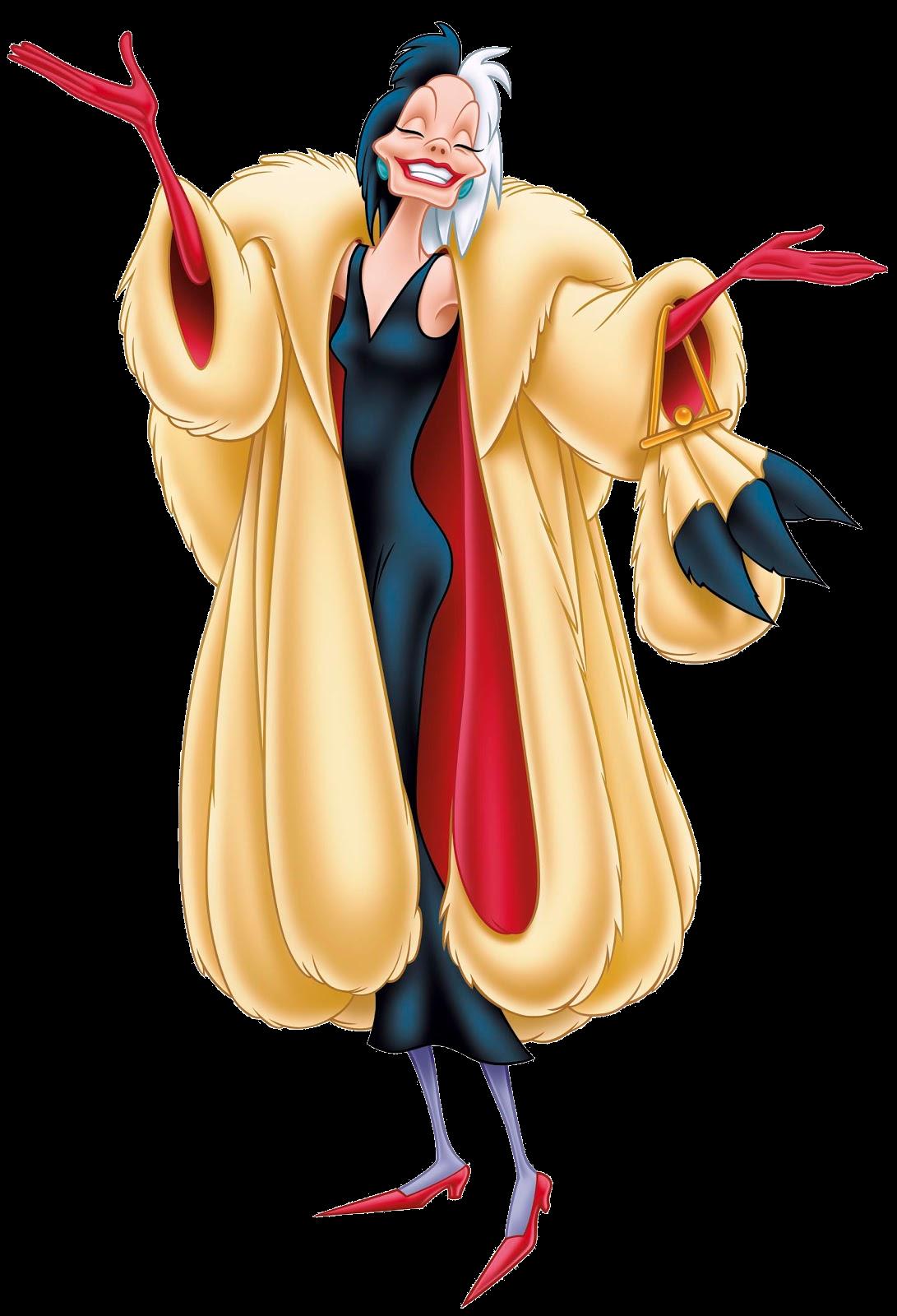Cruella De VilCruella Deville Car Disney