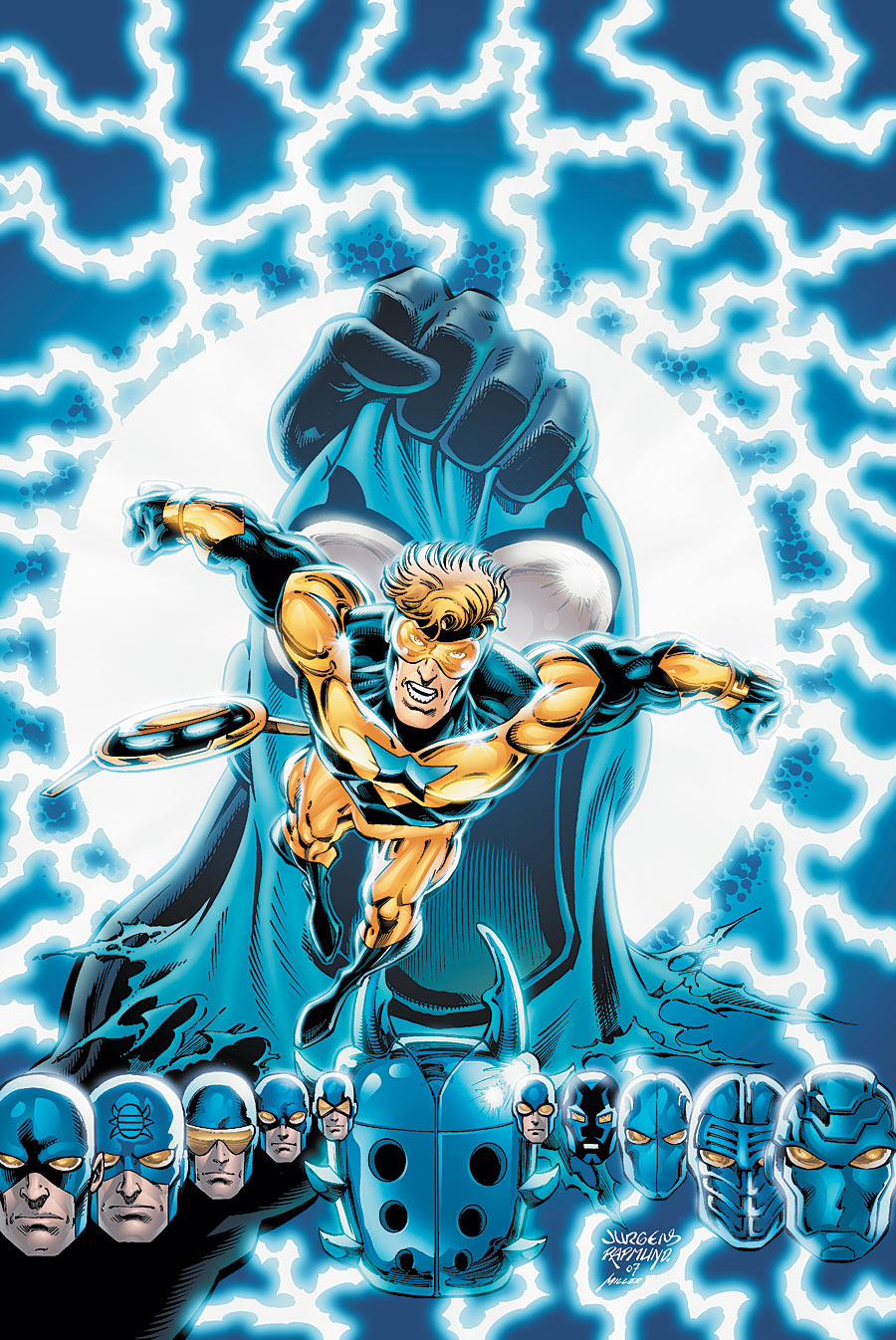 Eventos Importantes: Zero Hour [1994] Booster_Gold_010