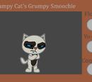 Grumpy Cat's Grumpy Smoochie