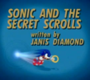 Sonic and the Secret Scrolls